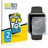 brotect Pellicola Protettiva Opaca Compatibile con Apple Watch Edition Series 3 (38 mm) Pellicola Protettiva Anti-Riflesso (2