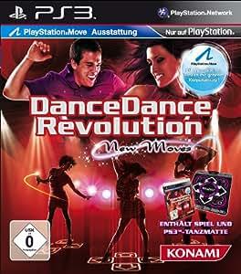 Dance Dance Revolution - New Moves (inkl. Tanzmatte)