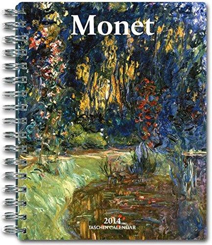 14 Monet (Taschen Spiral Diaries)