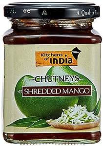 Kitchens of India Shredded Mango Chutney, 325g