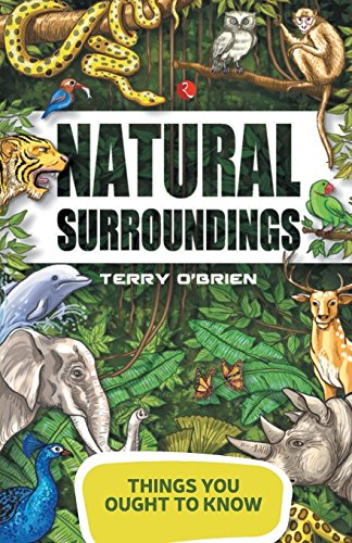 THINGS YOU OUGHT TO KNOW- NATURAL SURROUNDINGS