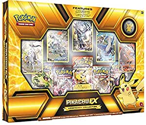Pokemon TCG Pikachu Ex Legendary Premium Collection Card Box