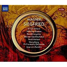 Wagner: Siegfried [4 CDs]