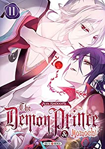 The Demon Prince And Momochi Edition simple Tome 11