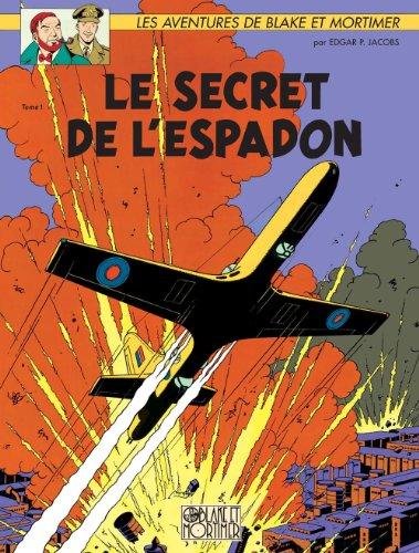 """<a href=""""/node/66006"""">BLAKE ET MORTIMER - LE SECRET DE L'ESPADON</a>"""