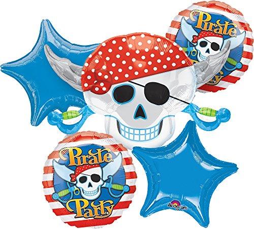 Piraten Party Strauß -