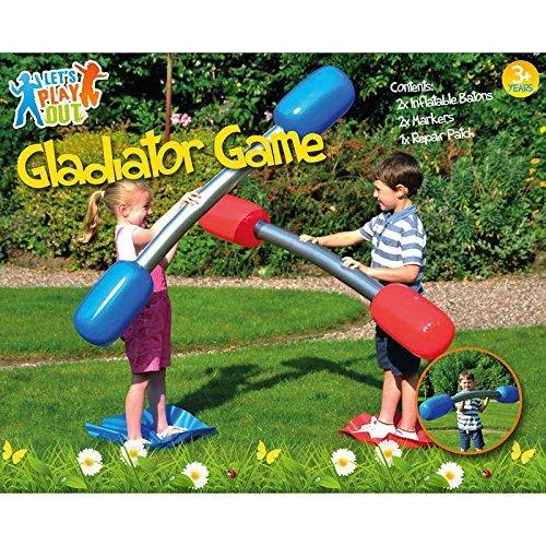 Im Freien aufblasbares Gladiator Duell Spiel