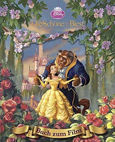 Disney Die Schöne und das Biest: Das Buch zum Film mit magischem 3D-Cover (Hardcover Cover Case)