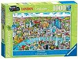 Ravensburger London Ansicht, Puzzle mit 1000 Teile