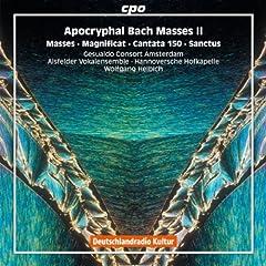 Magnificat in C Major, BWV Anh. 30: Quia fecit (Soprano 1, Bass 1)
