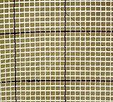 Tela de calidad para alfombra de ganchillo lienzo 3.3HPI Racing con cuadrícula directrices 1m x 70cm