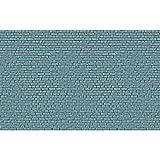 Fototapete–Brick Tile Vliestapete türkis blau–selbstklebend Tapete, Funktion, wall-art, Tapeten, Fotografie, Dimension: 270cm x 432cm
