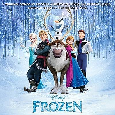 Frozen (Soundtrack) [CD]