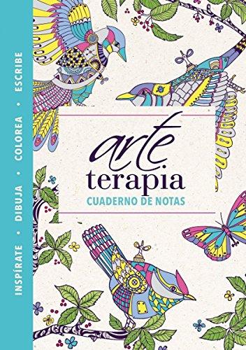Arte Terapia. Cuaderno de notas (Colección Arte Terapia) (Varios) por Autores Varios Autores Varios