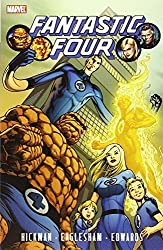 Fantastic Four by Jonathan Hickman, Vol. 1 by Jonathan Hickman (2010-08-04)