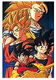 Telecharger Livres Anime Calendrier 2018 12 pages 20x30cm DRAGONBALL Manga Anime Calendar (PDF,EPUB,MOBI) gratuits en Francaise