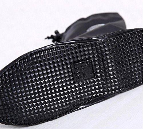 HHBO Pattino impermeabile alla moda con spessore antiusura resistente all'usura di alto botte , xxxl xxxl