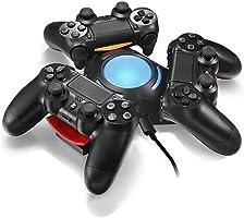 PS4 PLAYSTATİON 4 DUALSHOCK 4 PS4 KOL ŞARJ STANDI 3'LÜ PS4 KOL ŞARJ ALETİ