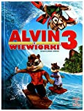 Alvin and the Chipmunks: Chip-Wrecked [DVD]+[KSIĄŻKA] [Region 2] (English subtitles)