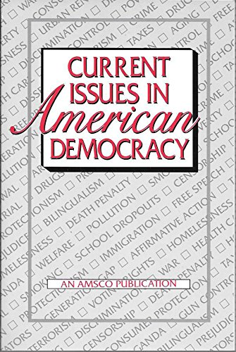 Current Issues in American Democracy par Gerson Antell