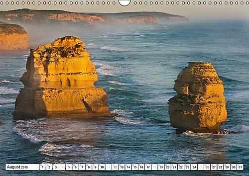 Faszination Down Under (Wandkalender 2018 DIN A3 quer): Erleben sie die natürliche Faszination des roten Kontinents Australien (Monatskalender, 14 ... Orte) [Kalender] [Apr 01, 2017] Fietzek, Anke - Bild 7
