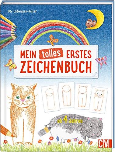 Mein tolles erstes Zeichenbuch: ab 4 Jahren