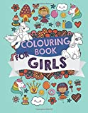 Best Books For Kids Age 3s - Colouring Book For Girls: UK Edition. A children's Review