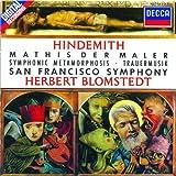 Hindemith: Mathis Der Maler, Trauermusik, Symphonic Metamorphosis