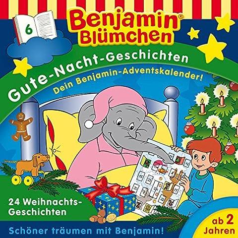 Benjamin Blümchen Gute-Nacht-Geschichten - Folge 6: 24