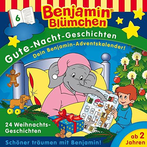 Benjamin Blümchen Gute-Nacht-Geschichten - Folge 6: 24 Weihnachts-Geschichten