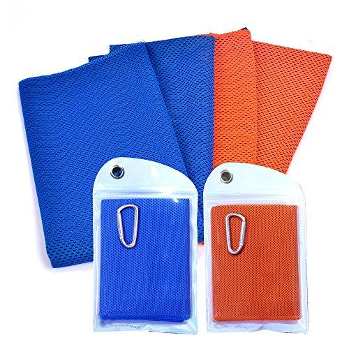 Set di 2-4-6, asciugamani in microfibra asciugamano raffreddamento freddo Advanced