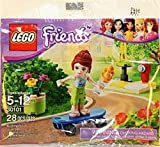 Lego Friends Exclusivmodell - 30101 Mia mit Skateboard