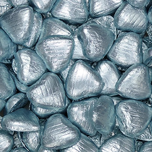 light-blue-chocolate-foil-wrapped-hearts-50-pcs-280g-from-sweet-factore