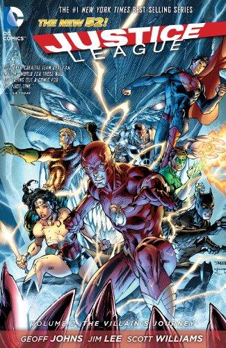Justice League Vol 2: The Villain's Journey (Justice League Graphic Novel) (English Edition)