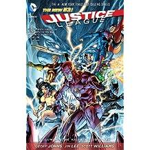 Justice League Vol 2: The Villain's Journey (Justice League Graphic Novel)