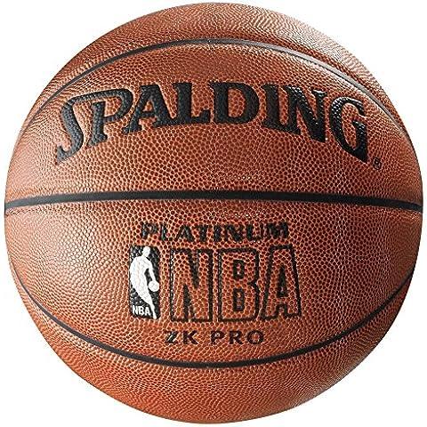 Spalding Platinum NBA ZK - Balón de baloncesto