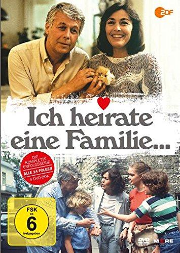 Ich heirate eine Familie - Die komplette Serie [4 DVDs] -