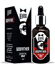 Beardo Godfather Lite Beard and Moustache Oil - 30 ml