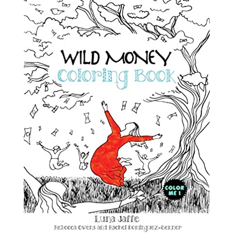 Wild Money Coloring Book