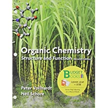 Loose-leaf Version for Organic Chemistry by K. Peter C. Vollhardt (2014-01-01)