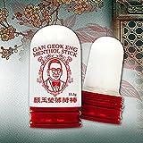 Gan Geok Eng Menthol Stick in Taiwan 0.48oz 13.5g gemacht