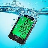 Best Bike Speedometers - PChero® Multifunctional Waterproof Wireless Bicycle Stopwatch Odometer Speedometer Review