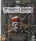 PIRATI DEI CARAIBI - Collezione quattro film (4 DVD)