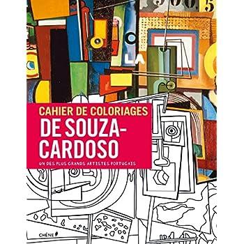 Cahier de coloriage Amadéo de Souza-Cardoso