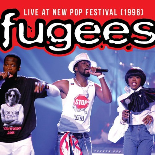 LIVE AT NEW POP FESTIVAL(1996) by Fugees (2015-12-02)