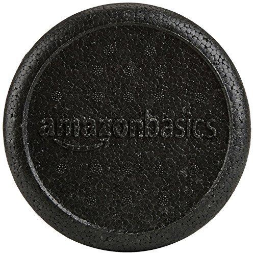AmazonBasics Hochdichte Schaumstoffrolle, Faszienrolle, 30,5cm