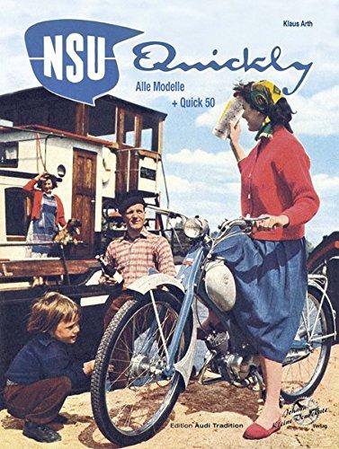 Preisvergleich Produktbild NSU Quickly - Alle Modelle + Quick 50