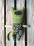 Plushies & Stuffed Animals Handmade Stuffed Animals & Plushies