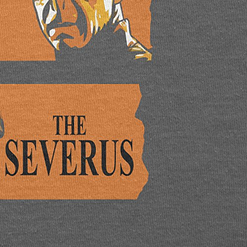 Texlab–The Good The Bad The SEVERUS–sacchetto di stoffa Grau