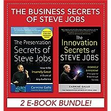 Business Secrets of Steve Jobs: Presentation Secrets and Innovation secrets all in one book! (EBOOK BUNDLE): Presentation Secrets and Innovation secrets all in one book! (EBOOK BUNDLE)